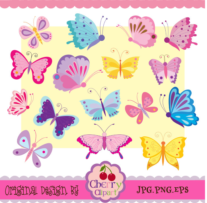 Free butterfly clipart for commercial use svg free library Butterfly clipart for commercial use - ClipartFox svg free library