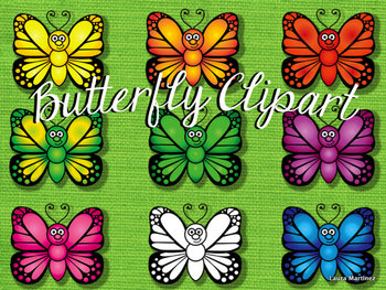 Free butterfly clipart for commercial use graphic library download Yakaberry RHYMES, SONGS, FINGERPLAY - 5 Cranky Crabs - Free Story ... graphic library download