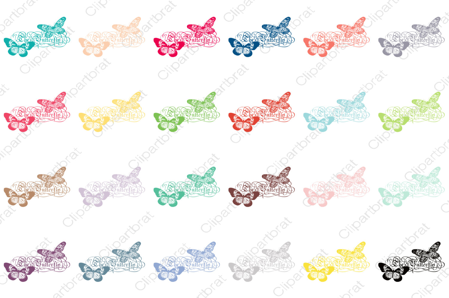 Free butterfly clipart for commercial use image royalty free stock Butterfly clipart for commercial use - ClipartFox image royalty free stock