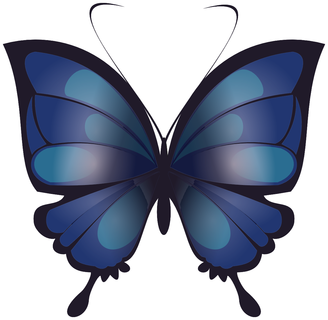 Free butterfly clipart for commercial use svg download Free to Use & Public Domain Butterfly Clip Art svg download