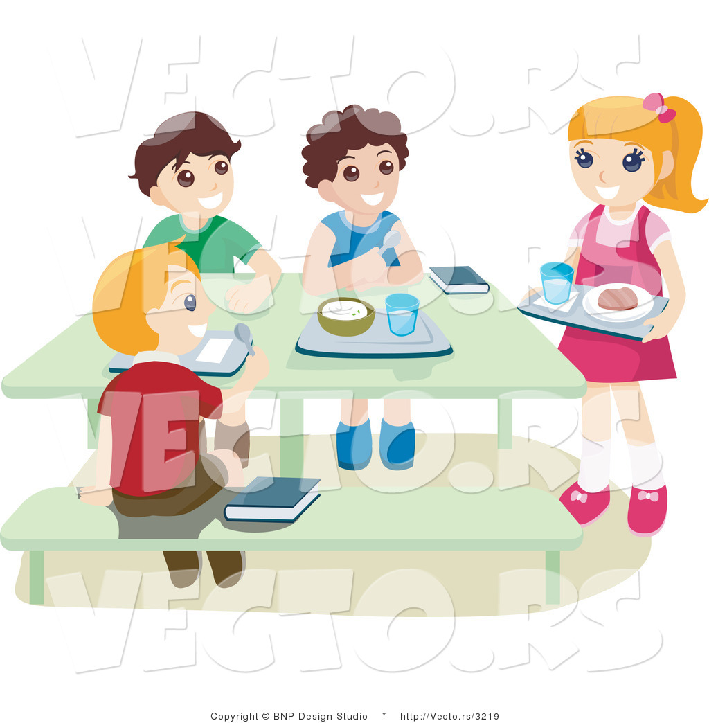 Free cafeteria clipart image free library Kids In Cafeteria Clipart | Clipart Panda - Free Clipart Images image free library