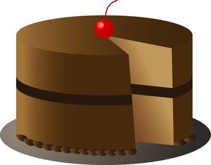 Free cake clipart images picture stock 1000+ images about Cake Clipart on Pinterest | Chocolate cakes ... picture stock