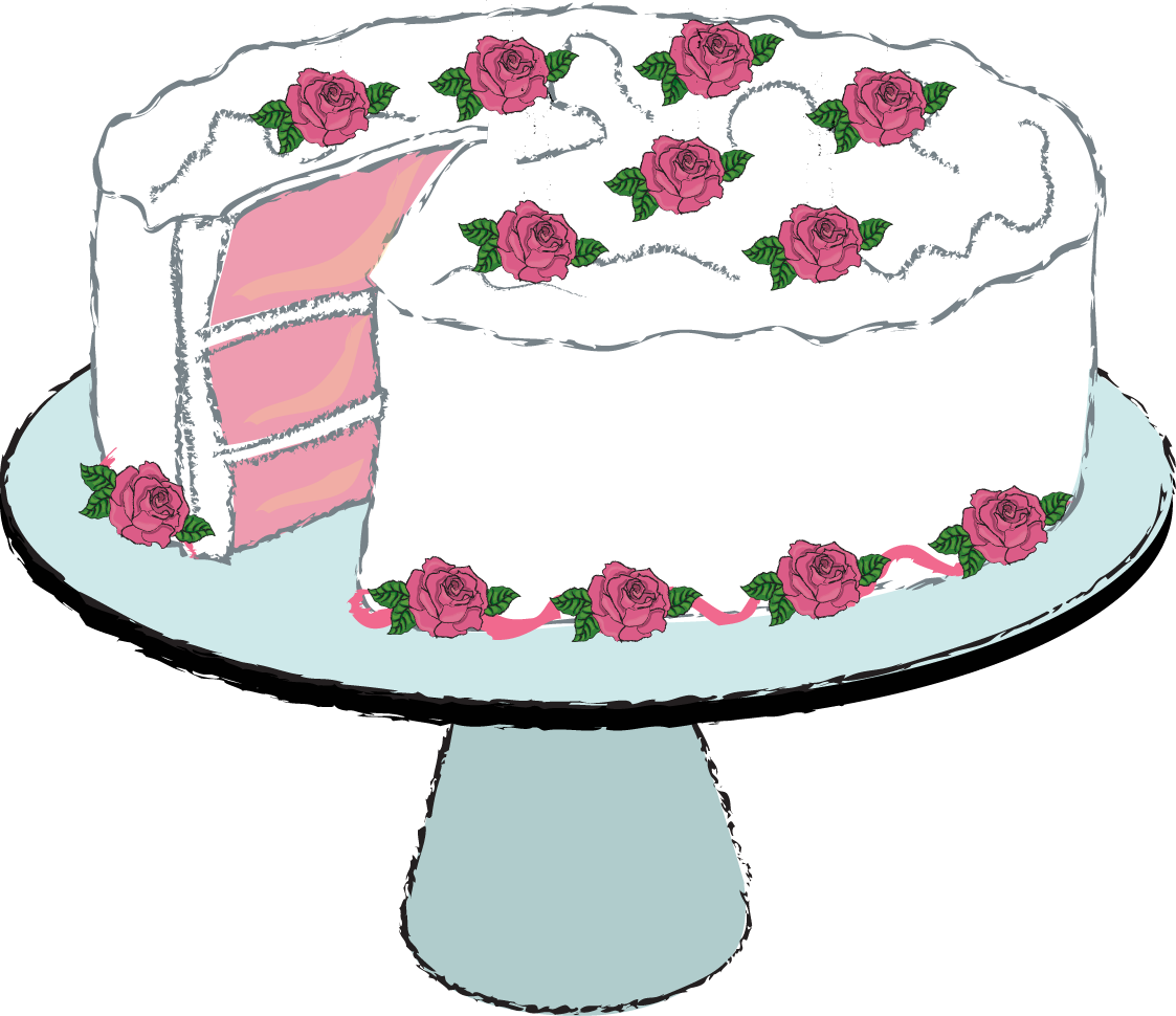 Free cake clipart images graphic transparent library Free clipart images cakes - ClipartFest graphic transparent library