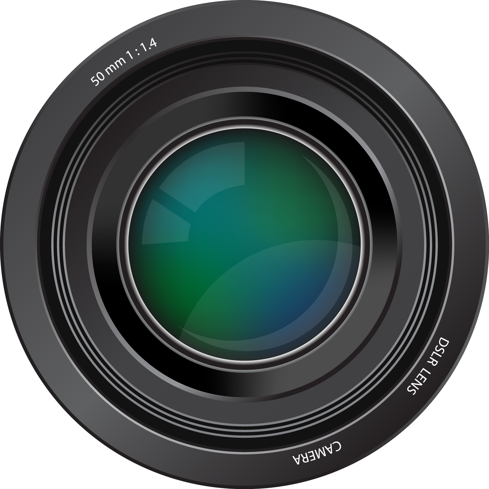 Free camera lens clipart svg library stock Camera lens free to use clip art - ClipartBarn svg library stock