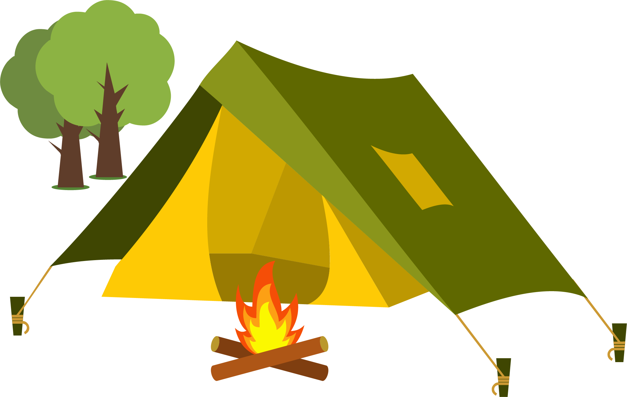 Free camping clipart png png stock Cartoon camp pictures clipart images gallery for free download ... png stock