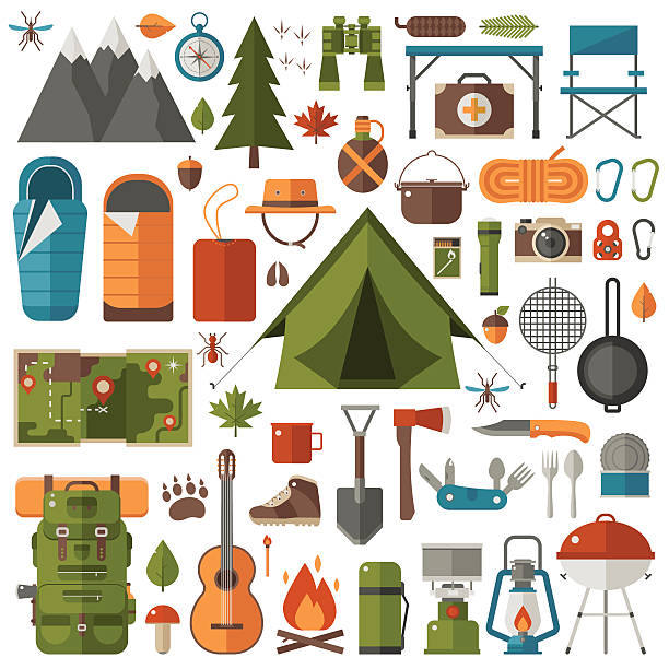 Free camping images clipart image freeuse Collection Of Free Camping Clipart Item Download On UI Ex Pretty ... image freeuse