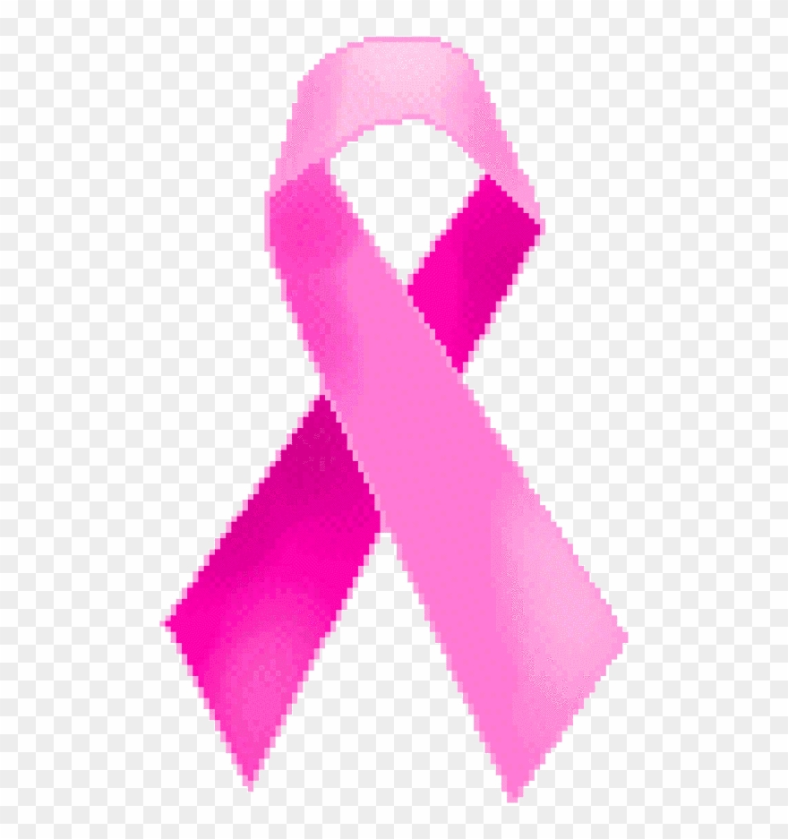 Free cancer clipart vector free download Pink Ribbon Free Clipart - Pink Ribbon Cancer Gif - Png Download ... vector free download