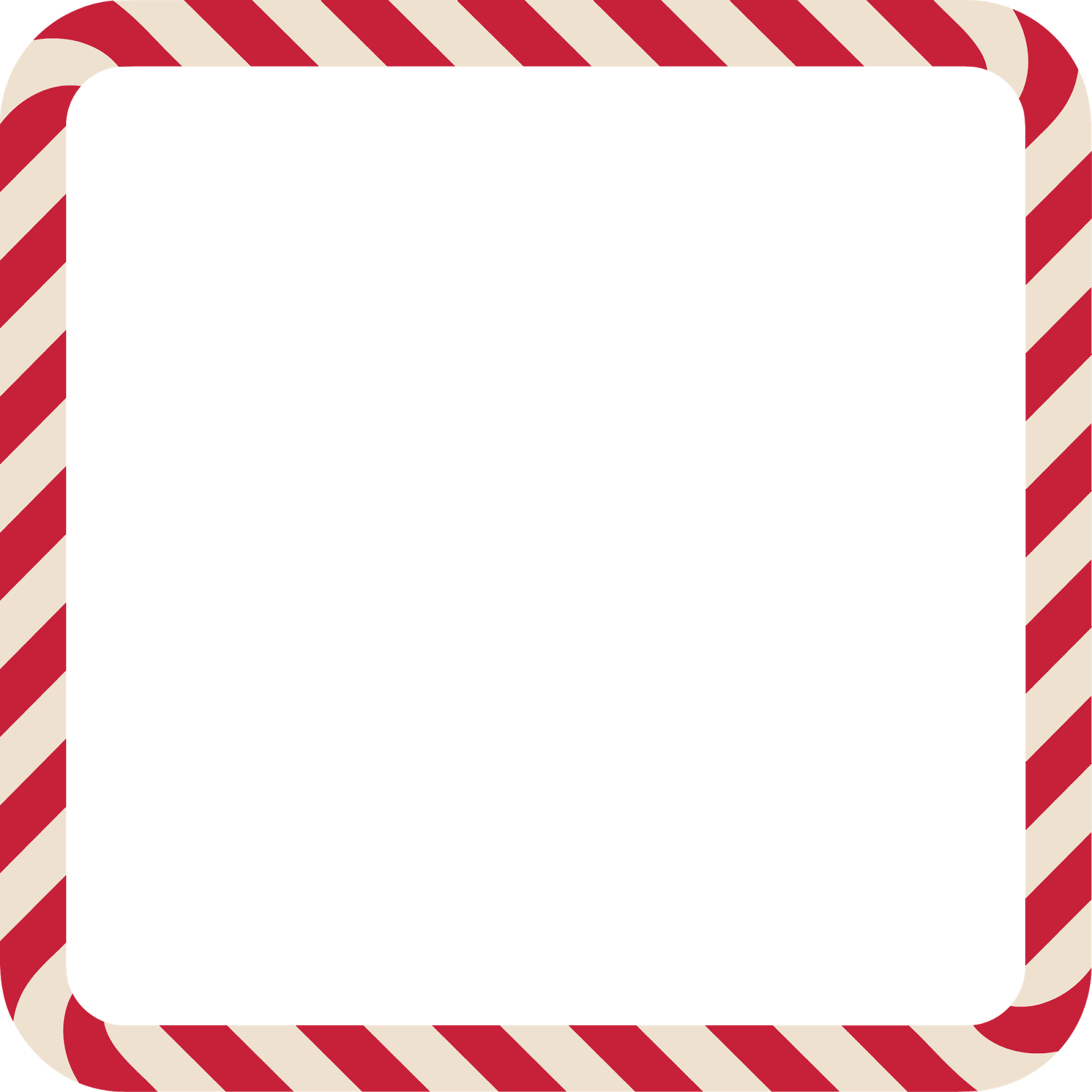 Candy cane clipart vector vector free Wonderland In A Wardrobe: Candy Cane Frames Freebies! | Vector ... vector free