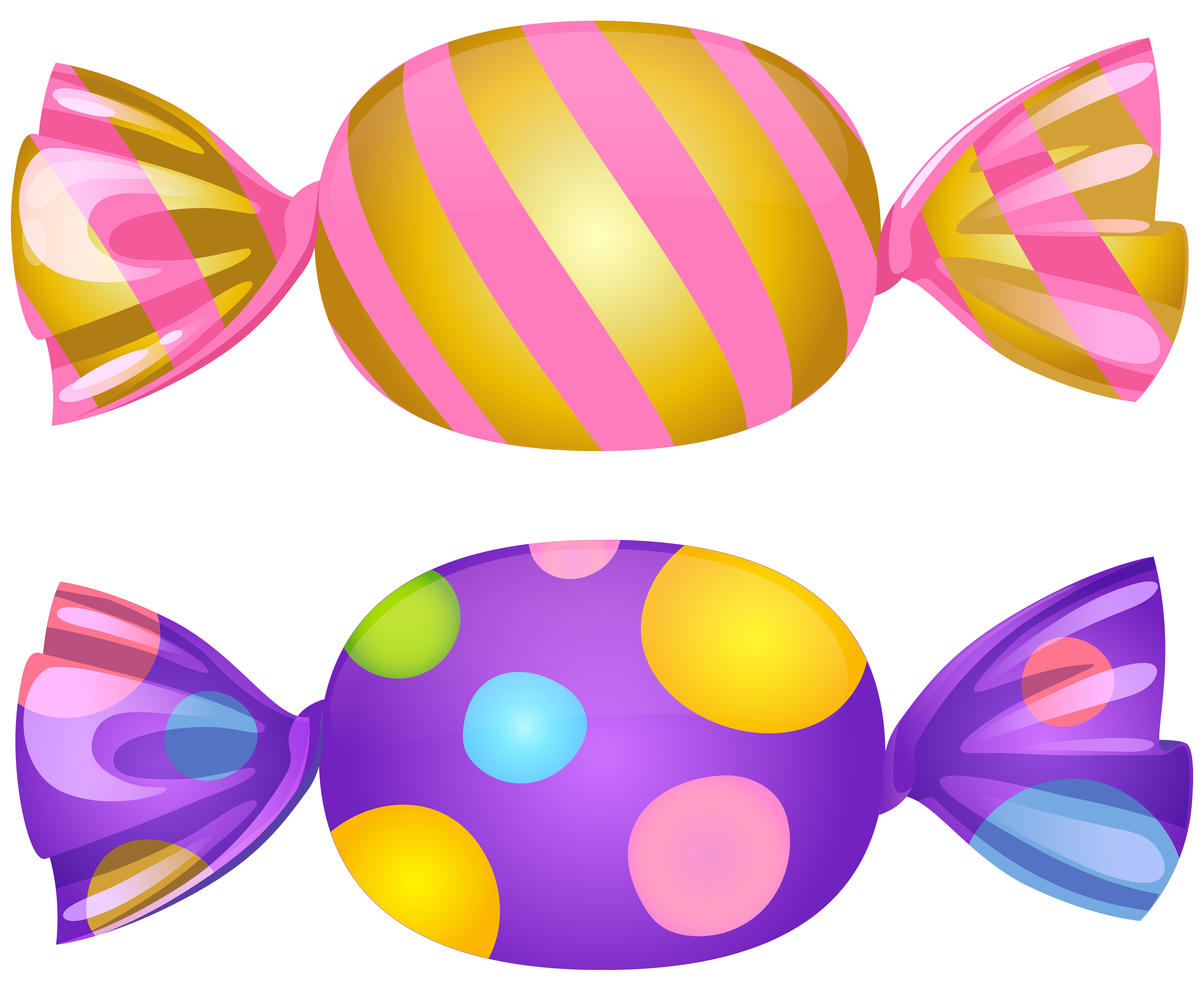 Free candy clipart image free stock Candy Transparent PNG Clip Art | Gallery Yopriceville - High ... image free stock