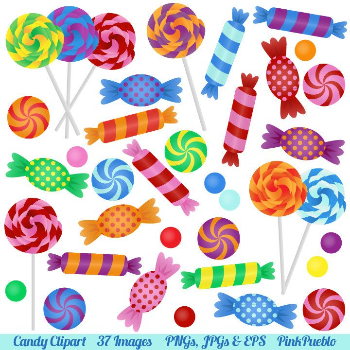 Free candy clipart clip art royalty free library Candy Clip Art Free | Clipart Panda - Free Clipart Images clip art royalty free library