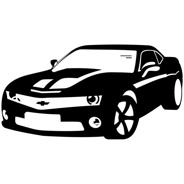 Free car silhouette clipart
