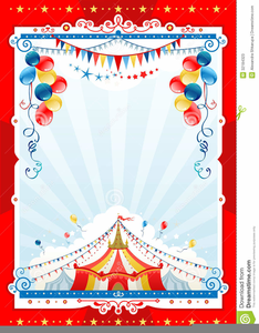 Background at clker com. Free carnival clipart images