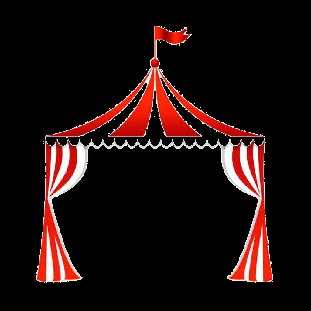 Free carnival clipart images. Tent clip art clown