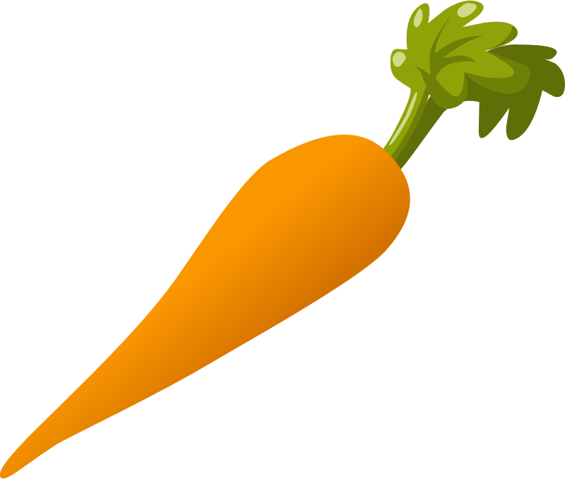 Free carot clipart. Carrot clip art images