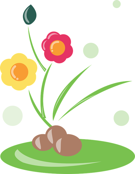 Free cartoon flower clipart png royalty free stock Spring Flower Cartoon#3976363 - Shop of Clipart Library png royalty free stock