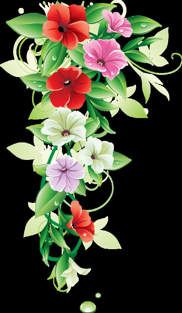 Free cartoon flower clipart jpg royalty free stock Natural beautiful flowers clipart jpg royalty free stock