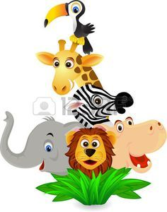 Free cartoon jungle animal clipart clipart free library Free cartoon jungle animal clipart 3 » Clipart Portal clipart free library