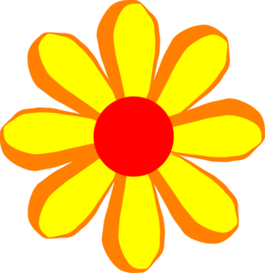 Free cartoon pictures of flowers clip transparent stock Free Cartoon Flowers - ClipArt Best clip transparent stock