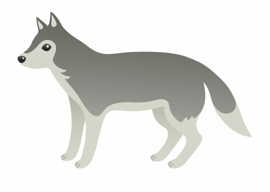 Wolves download clip art. Free cartoon wolf clipart