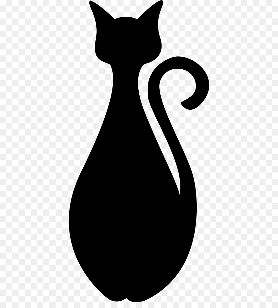 Free cat silhouette clipart vector Free Cat Silhouette Clip Art, Download Free Clip Art, Free Clip Art ... vector