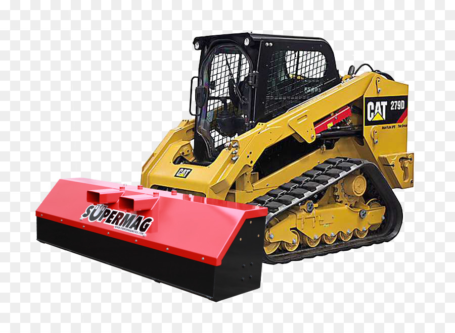 Caterpillar Inc. Skid-steer loader Tracked loader Heavy Machinery ... clipart transparent library