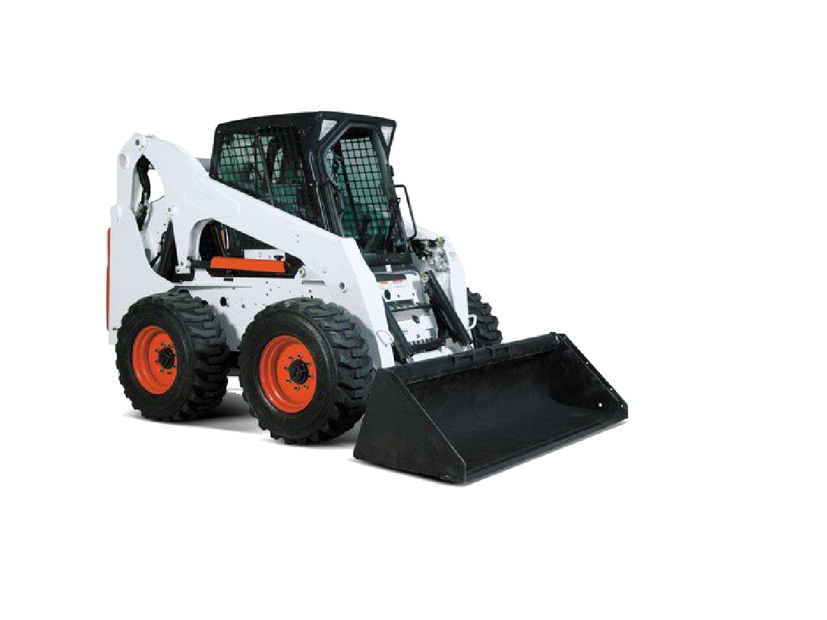Free cat trac skid steer loader png clipart clipart library stock Skid-steer loader Bobcat Company Tracked loader Heavy Machinery ... clipart library stock