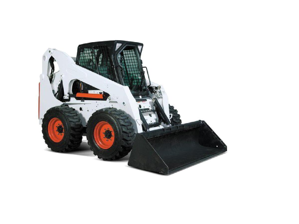 Skid-steer loader Bobcat Company Tracked loader Heavy Machinery ... clipart library stock