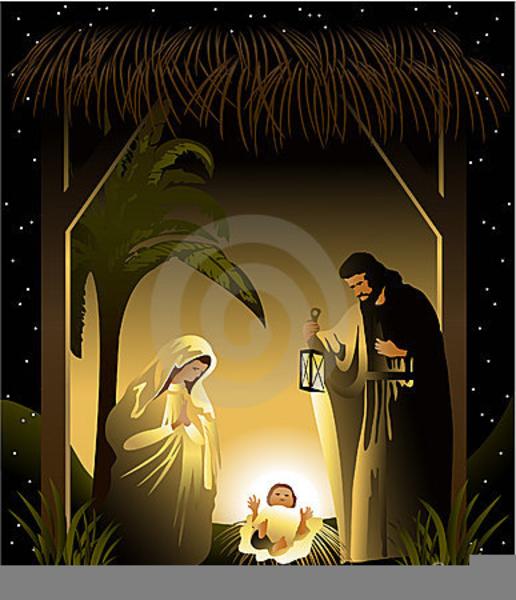 Free catholic christmas clipart. Images at clker com