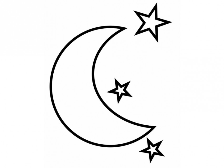 Free chalk moon and stars clipart clip transparent library Stars And Moon Drawing at PaintingValley.com | Explore collection of ... clip transparent library