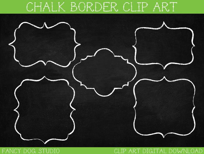 Free chalkboard clip art vector download Chalkboard borders clip art - ClipartFest vector download