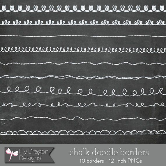 Free chalkboard clip art banner black and white 17 Best ideas about Chalkboard Border on Pinterest | Chalkboard ... banner black and white
