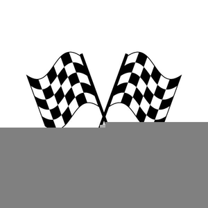 Free checkered flag clipart. Flags images at clker