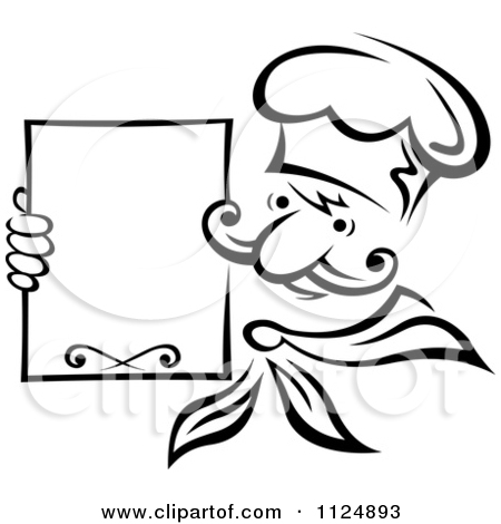 Free chef clipart jpg Royalty-Free (RF) Chef Clipart, Illustrations, Vector Graphics #1 jpg