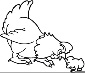Free chicken clipart black and white pictures clipart freeuse Free Chicken Clipart Black And White | Free Images at Clker.com ... clipart freeuse