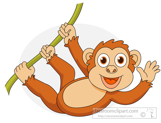 Free chimpanzee clipart image royalty free stock Chimpanzee Clipart | Clipart Panda - Free Clipart Images image royalty free stock