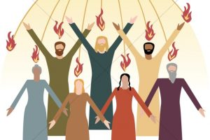 Free christian clipart for pentecost. Station