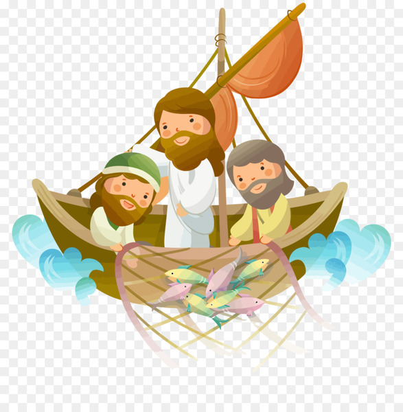 Free christian images and clipart of jesus on sea graphic free library Christian Clip Art Vector graphics Clip Art: Transportation ... graphic free library