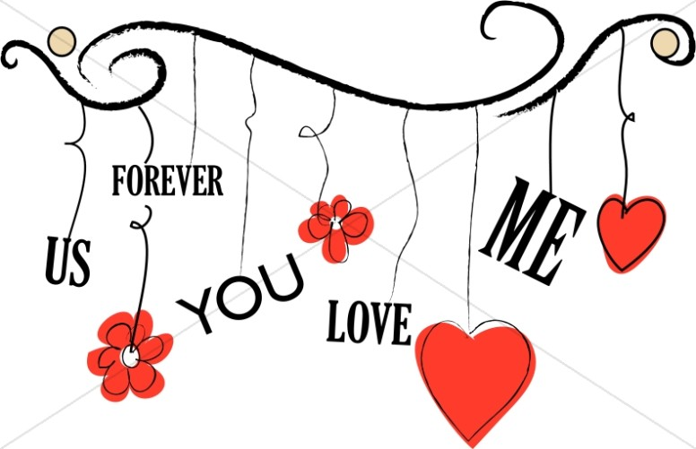 Free christian valentines day clipart. Valentine s images sharefaith