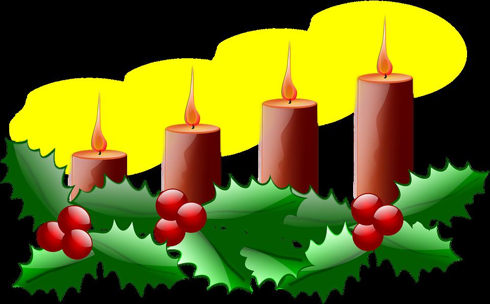 Free christmas advent calendar clipart freeuse library Imagem gratis no Pixabay - Segundo Advento, Natal, Advento   Advent ... freeuse library
