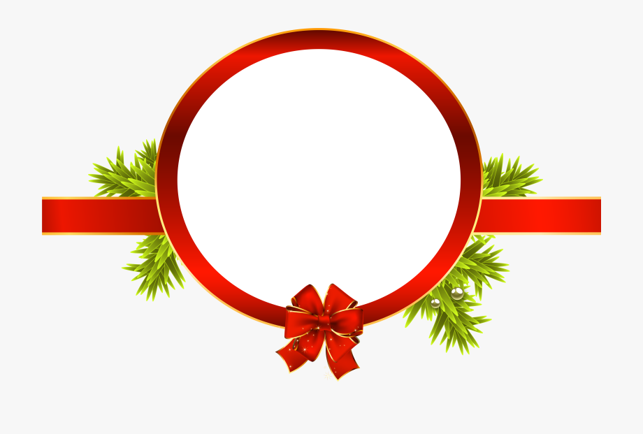 Free christmas clipart for address labels. Label png image