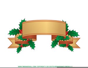 Label images at clker. Free christmas clipart for address labels