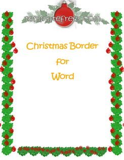 Free christmas clipart for flyers graphic transparent download christmas printing paper - Google Search | Projects to Try | Free ... graphic transparent download