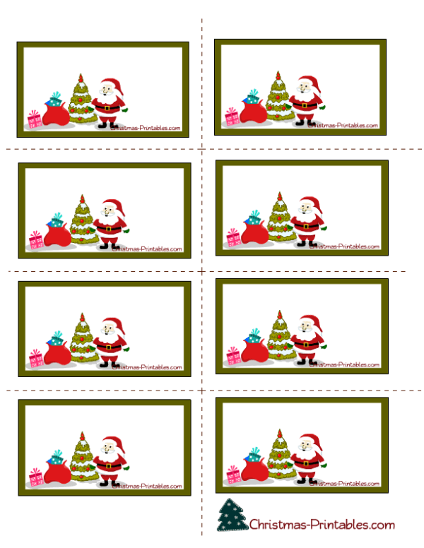 Free christmas clipart labels picture freeuse library 25+ Landscape Clip Art For Address Label Pictures and Ideas on Pro ... picture freeuse library