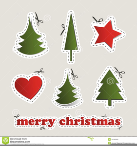 Free christmas clipart labels banner royalty free library Free Christmas Clipart For Labels | Free Images at Clker.com ... banner royalty free library