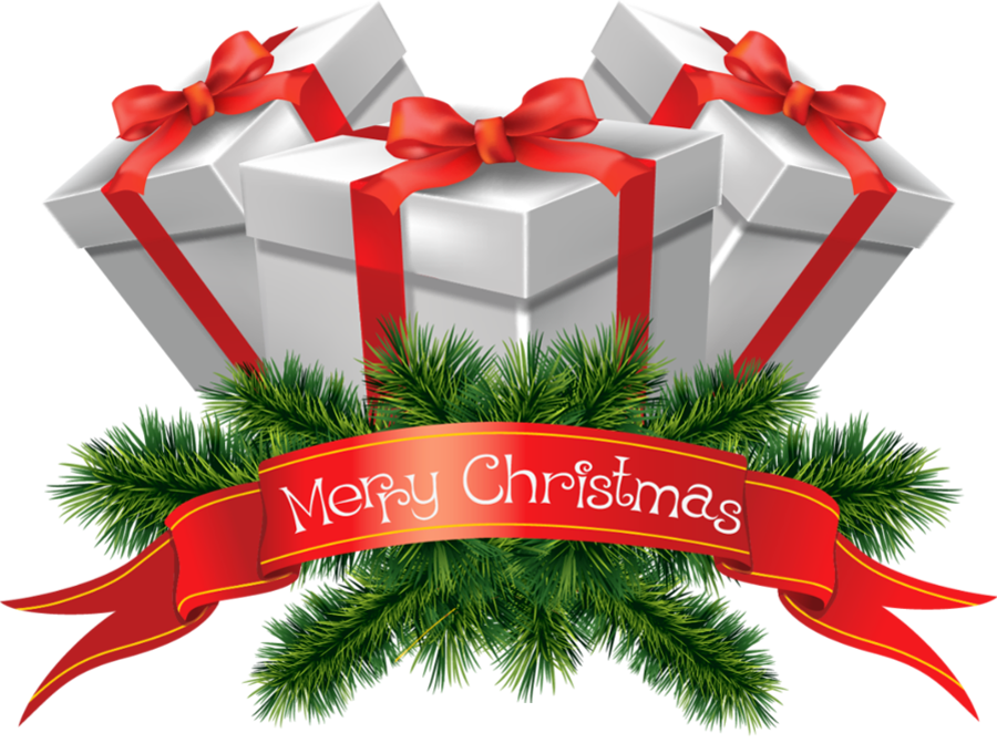 Royalty free christmas present background clipart png svg black and white download Christmas PNG images download svg black and white download