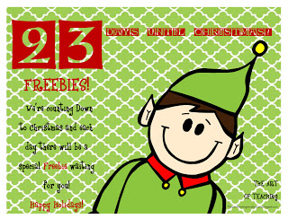 Free christmas countdown clipart picture free library Christmas Countdown-23 Days left! Free School Christmas ideas and ... picture free library