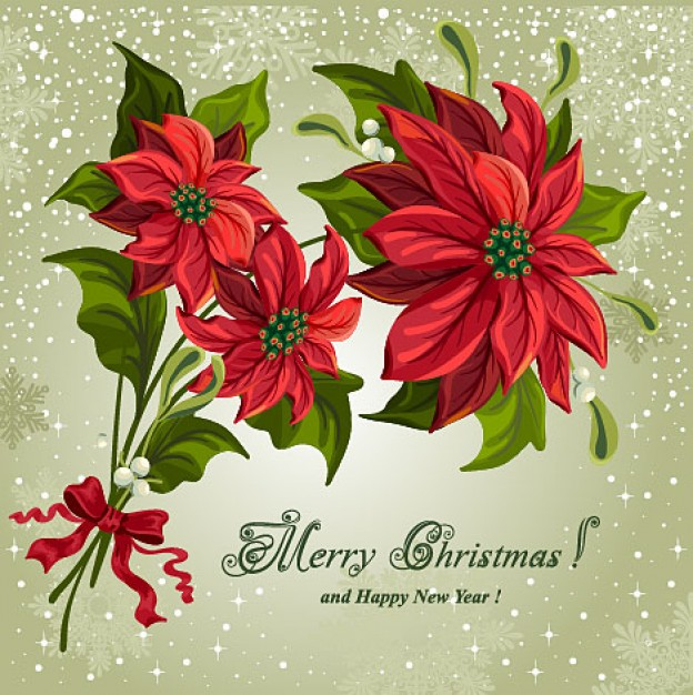 Free christmas flowers download picture freeuse download Free christmas flowers download - ClipartFest picture freeuse download