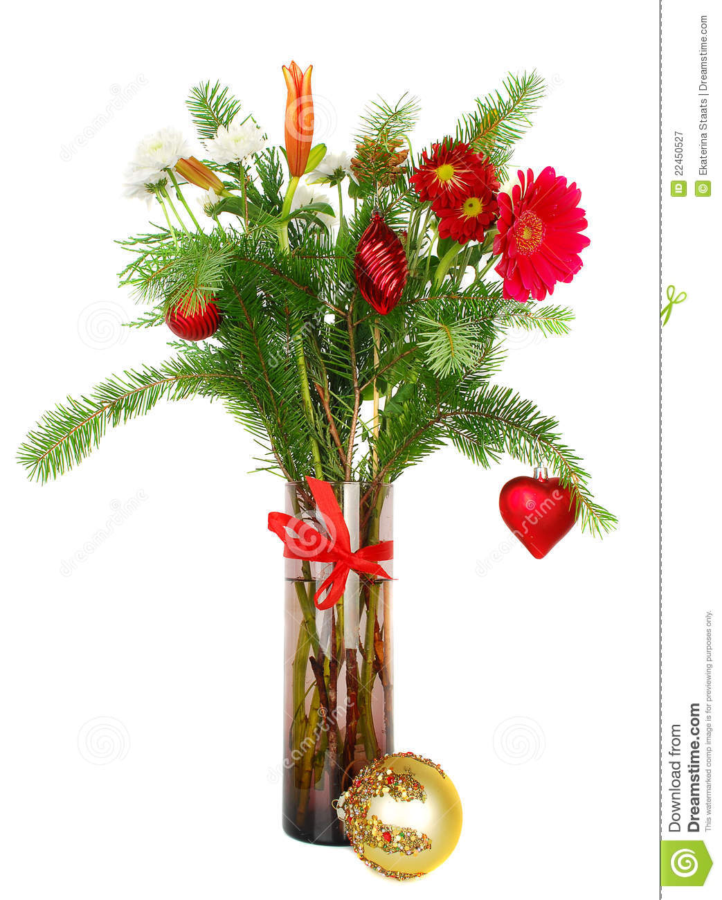 Free christmas flowers download picture freeuse download Christmas Flowers Bouquet Royalty Free Stock Photography - Image ... picture freeuse download