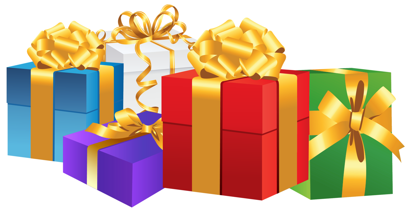 Free christmas present clipart svg library stock Free PNG Images Download svg library stock