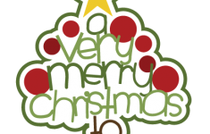 Free christmas message clipart banner transparent library Winter Village Clipart - Jamesrigby.net banner transparent library